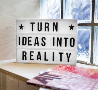 Van uniek idee tot goed financierbaar ondernemersplan!