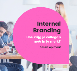 Internal Branding | Krijg collega's mee in je merk